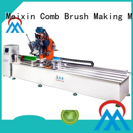 Meixin stable brush making machine for wholesale for industry
