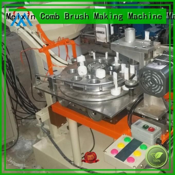 mxt110 Brush Tufting Machine twisted for no dust broom
