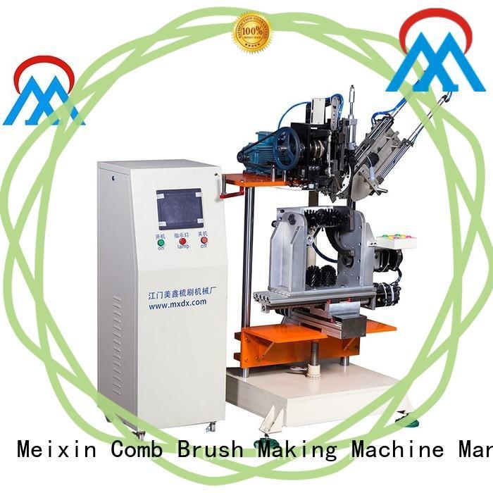 4 Axis Toilet Brush Making Machine MX309