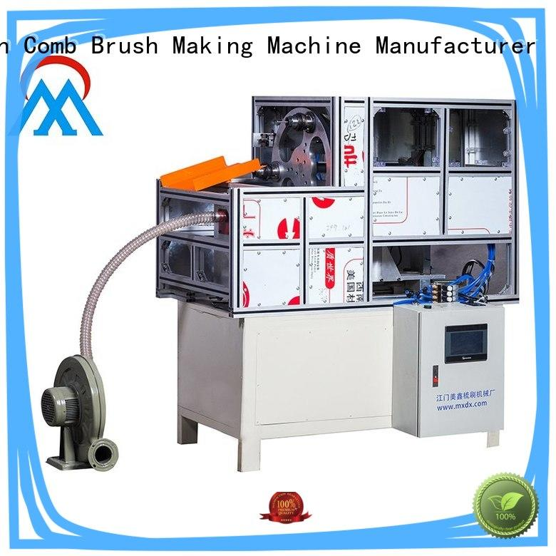 Full Automatic Toilet Brush Trimming Making Machine MX306