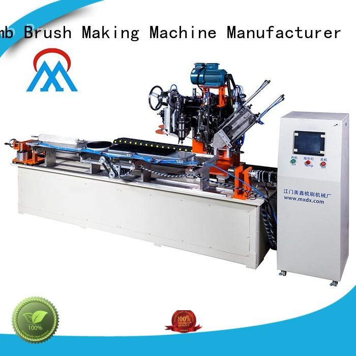 mx313 roller toothbrush machine broom Meixin Brand company