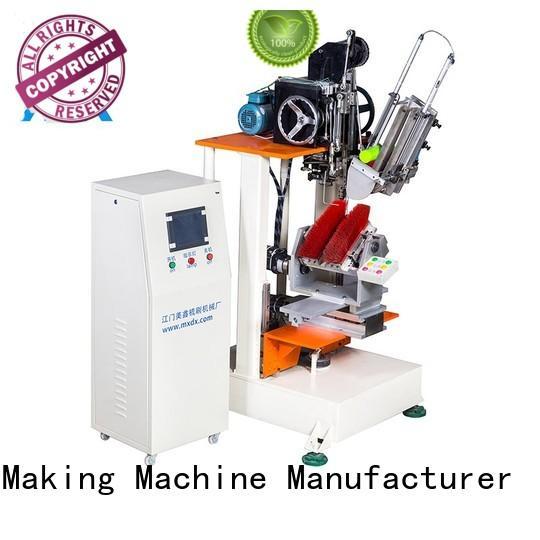 Meixin 4 axis cnc machine automatic ceiling bush making