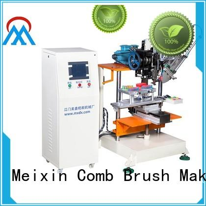 Meixin brush making machine price Low noise for factory