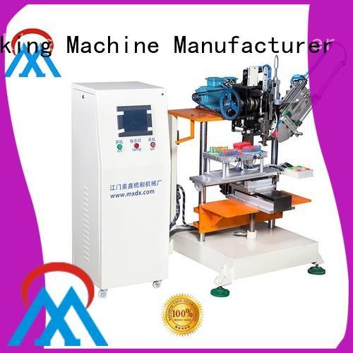 making brush tufting 2 Axis Brush Making Machine Meixin Brand