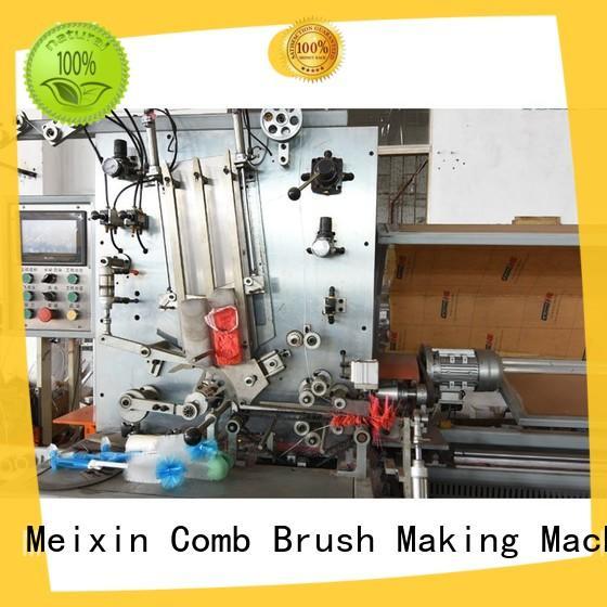 Brush Filling Machine manufacturer for no dust broom Meixin