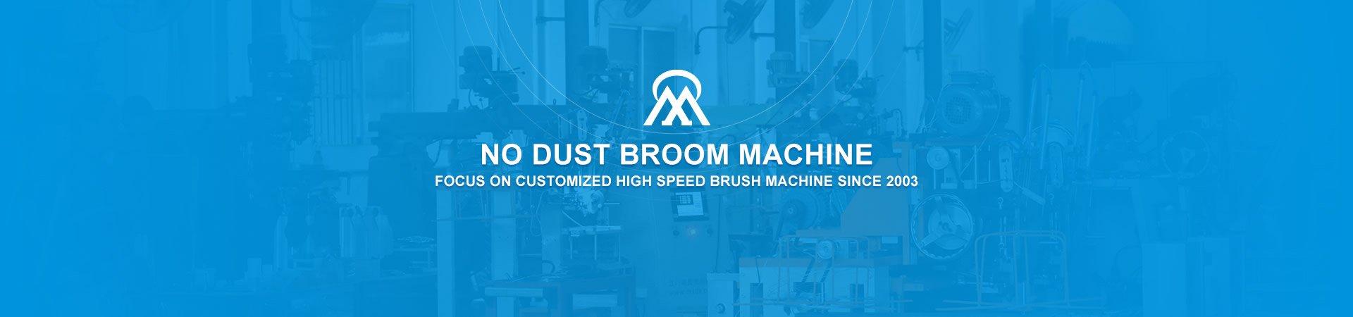 Toilet brush machine,Broom brush machine,No dust machine-Meixin