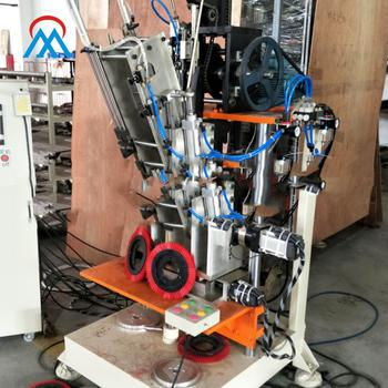 2 Axis CNC Disc Brush Drilling And Tufting Machine MX204