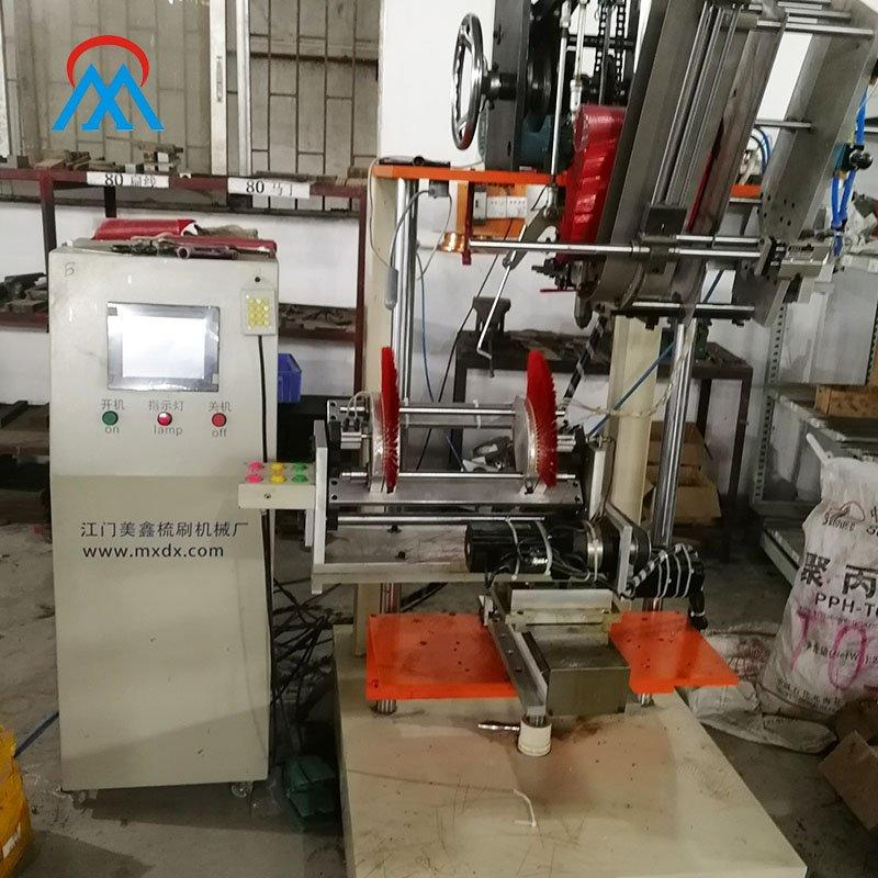 3 Axis Ceiling Broom Making Machine MX401