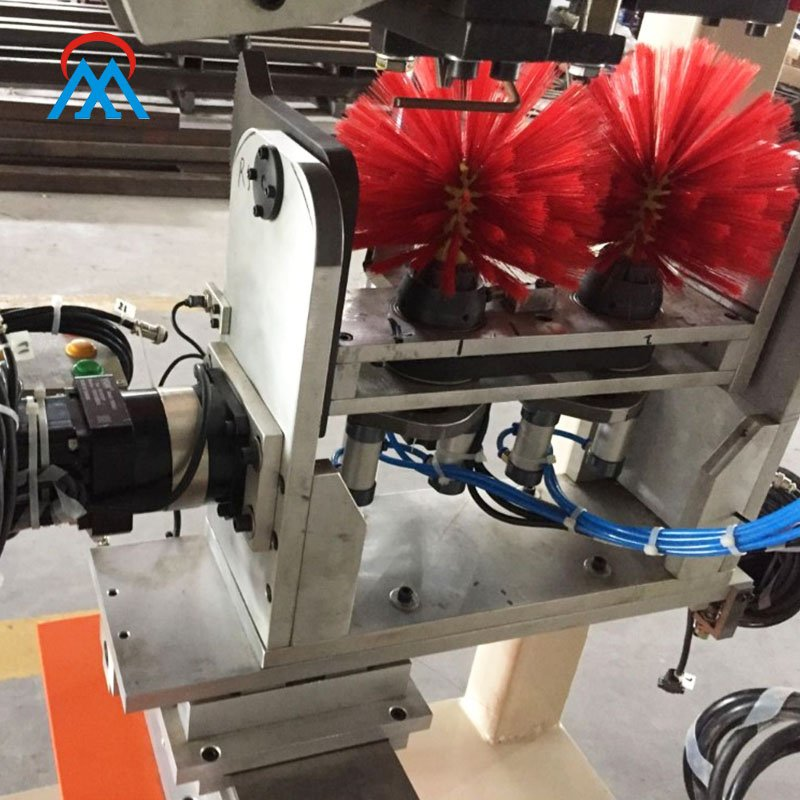 Meixin 4 Axis Ceiling Brush Machine MX402 4 Axis Brush Making Machine image13