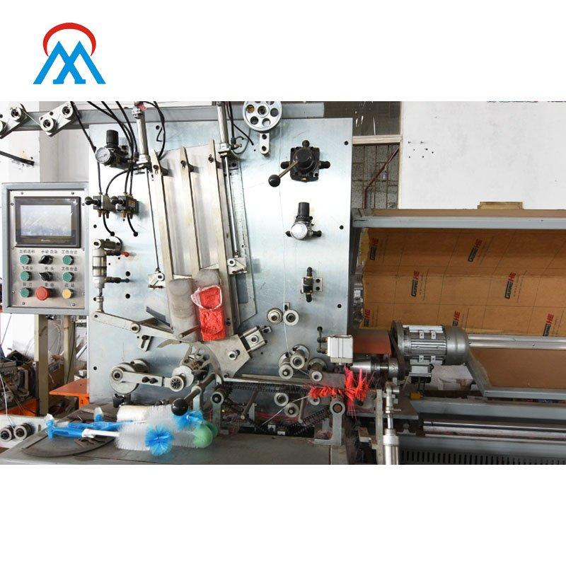 Automatic Twisted Brush Machinery MXt110