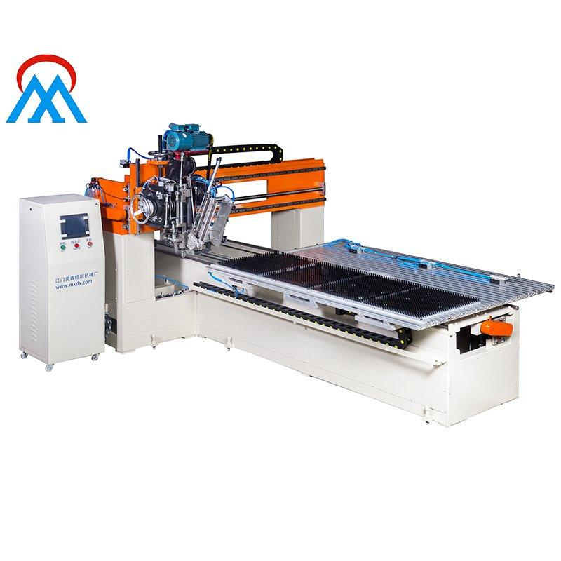 2 Axis Industrial Flat Brush Making Machine MX301