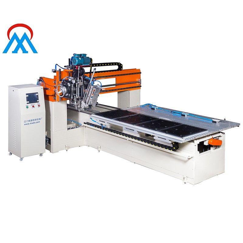 2 Axis Industrial Flat Brush Making Machine MX301