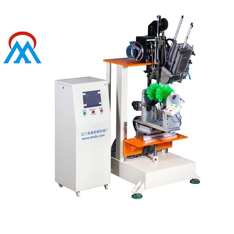 4 Aixs Ceiling Brush Making Machine MX304