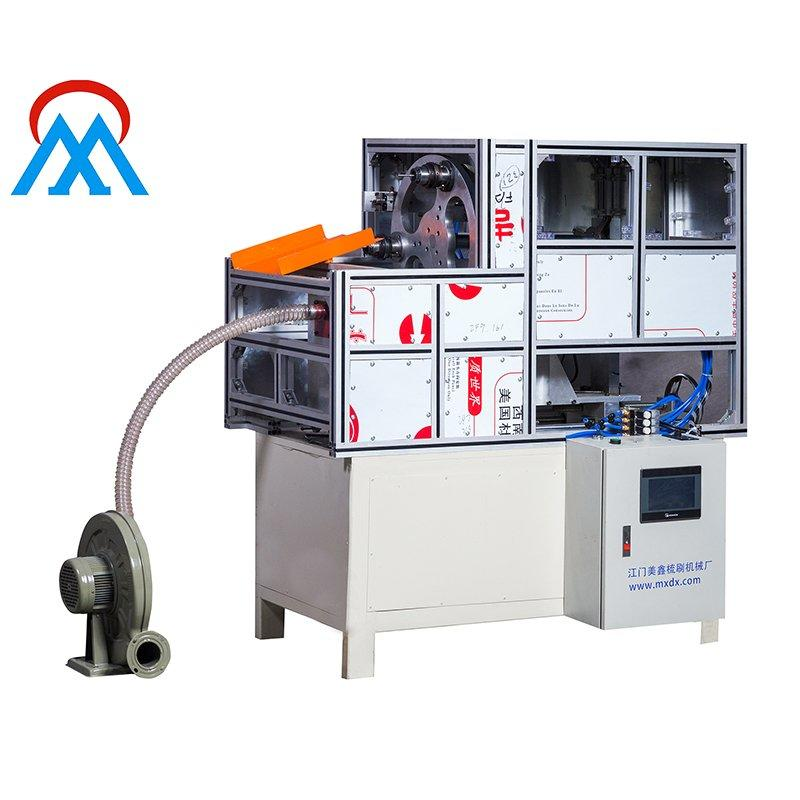 Full Automatic Toilet Brush Trimming Making Machine MX306