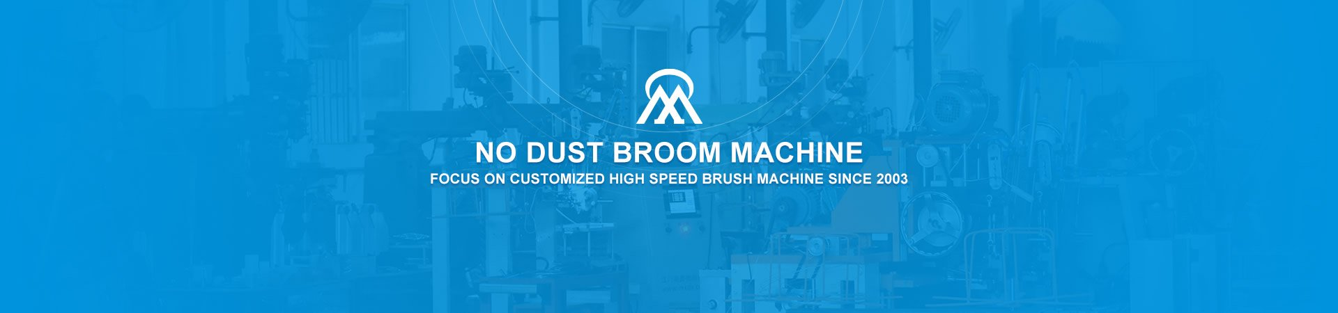 Meixin-3 Axis Ceiling Broom Making Machine MX401
