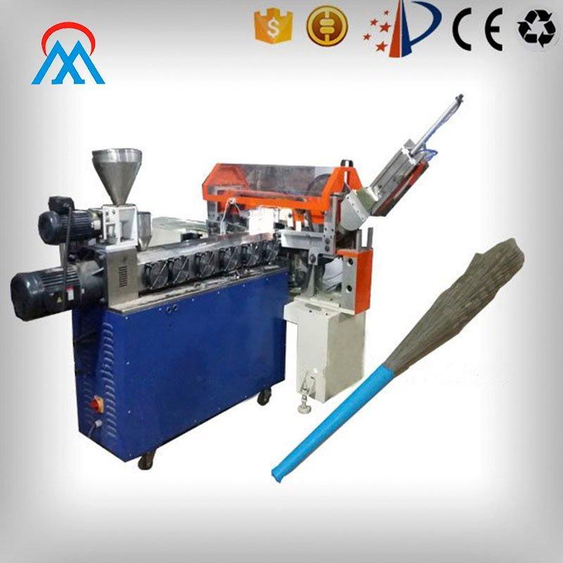 Automatic No Dust Broom Making Machine MX314
