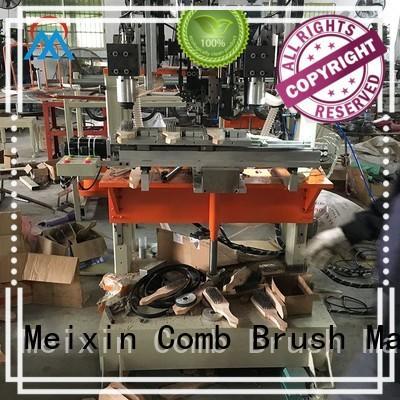 Meixin durable 4 axis cnc machine automatic toilet bush making