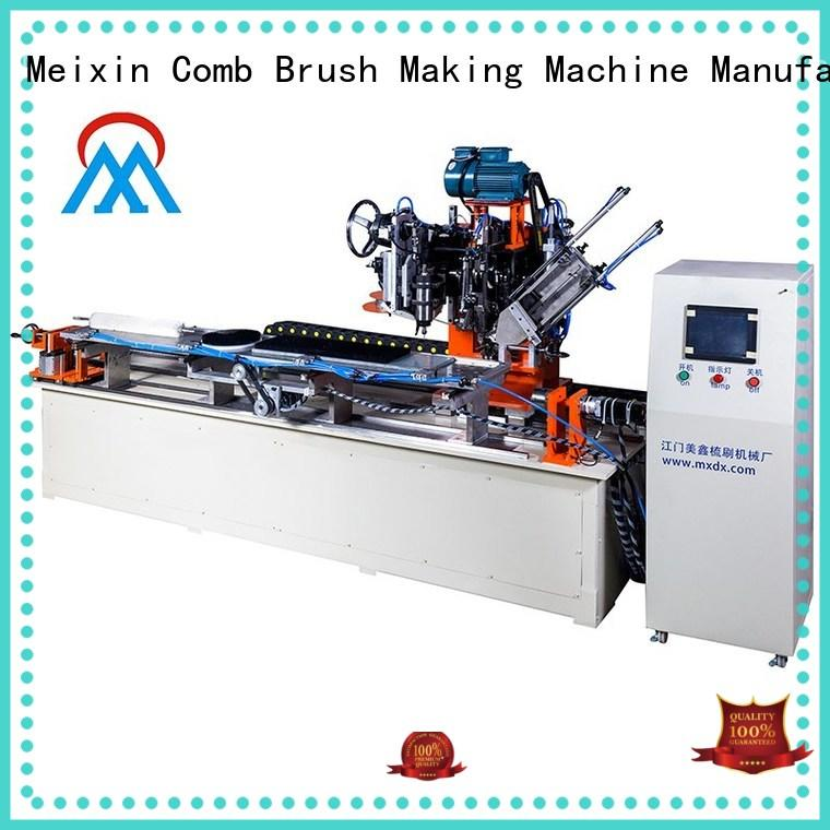 Meixin toothbrush making machine with good price for commercial