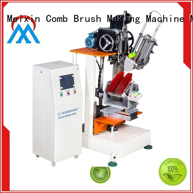 Meixin 4 axis milling machine supplier toilet bush making