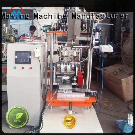 Automatic 3 axis cnc mill high efficiency TWISTED WIRE BRUSH
