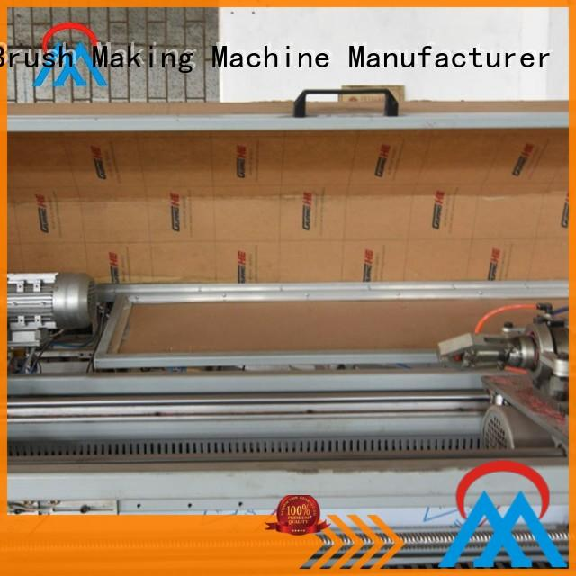 Meixin Twisted 3 axis cnc milling machine ceiling TWISTED WIRE BRUSH