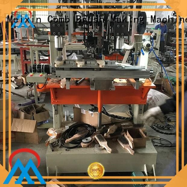 Meixin durable 4 Axis Brush Making Machine inquire now for industrial