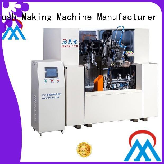 Meixin on-sale 5 Axis tufting machine customization polish brush making