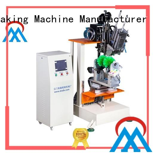 Meixin stable 4 Axis Brush Making Machine supplier for commercial