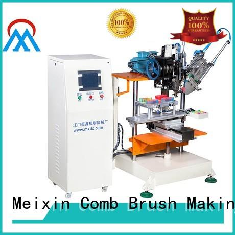Meixin top quality 2 Axis Brush Making Machine directly sale for factory
