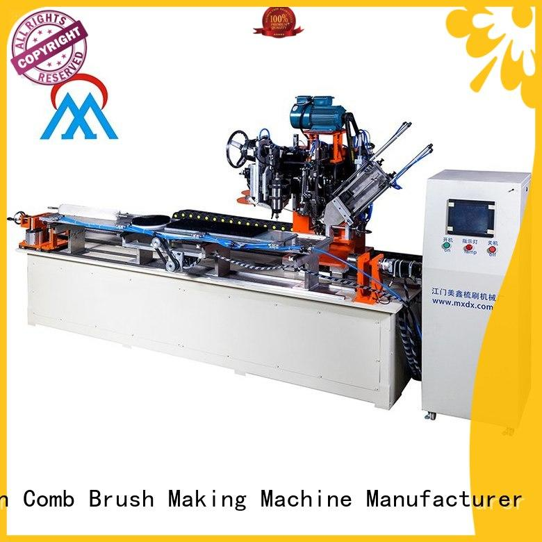 Wholesale industrial wire brush machine drilling Meixin Brand