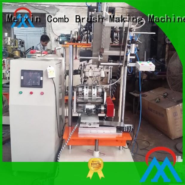 3 Axis Ceiling Broom Making Machine MX401