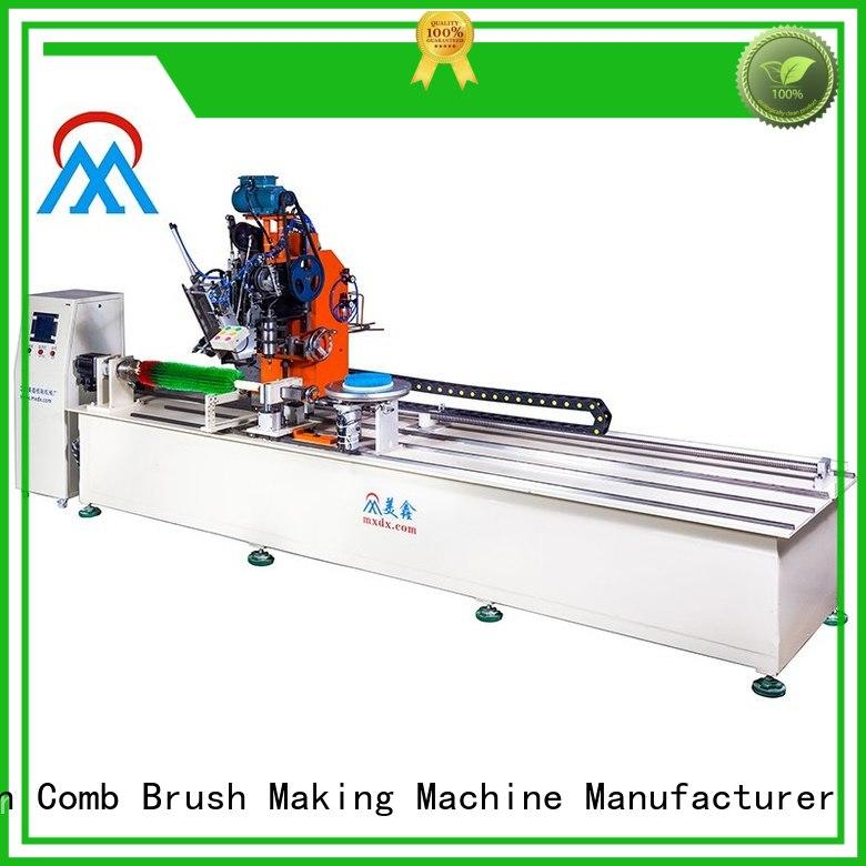 Meixin axis brush making machine free sample for ceiling broom