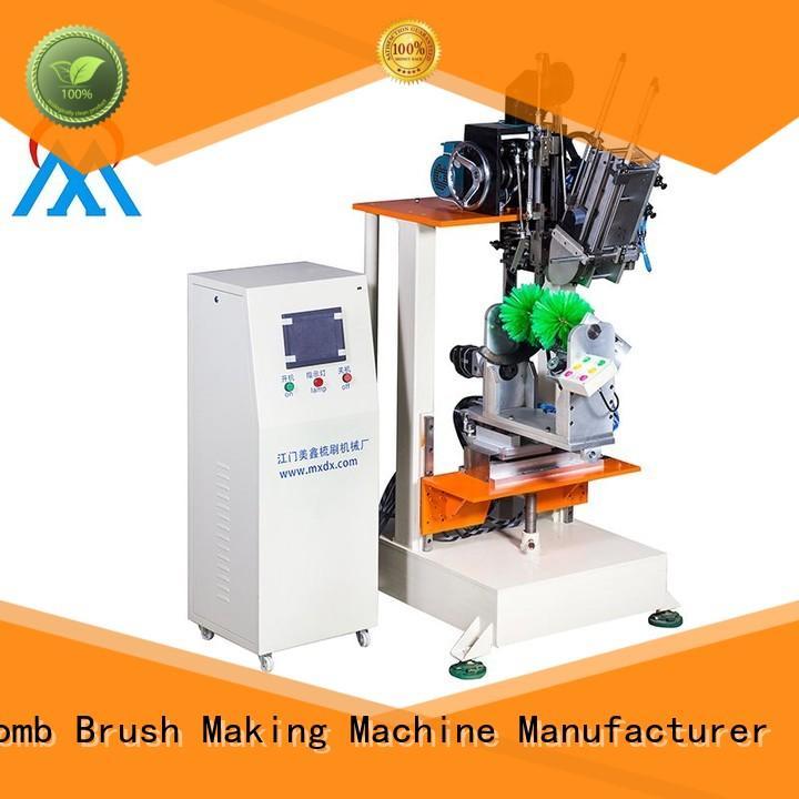 Meixin 4 axis cnc machine automatic toilet bush making