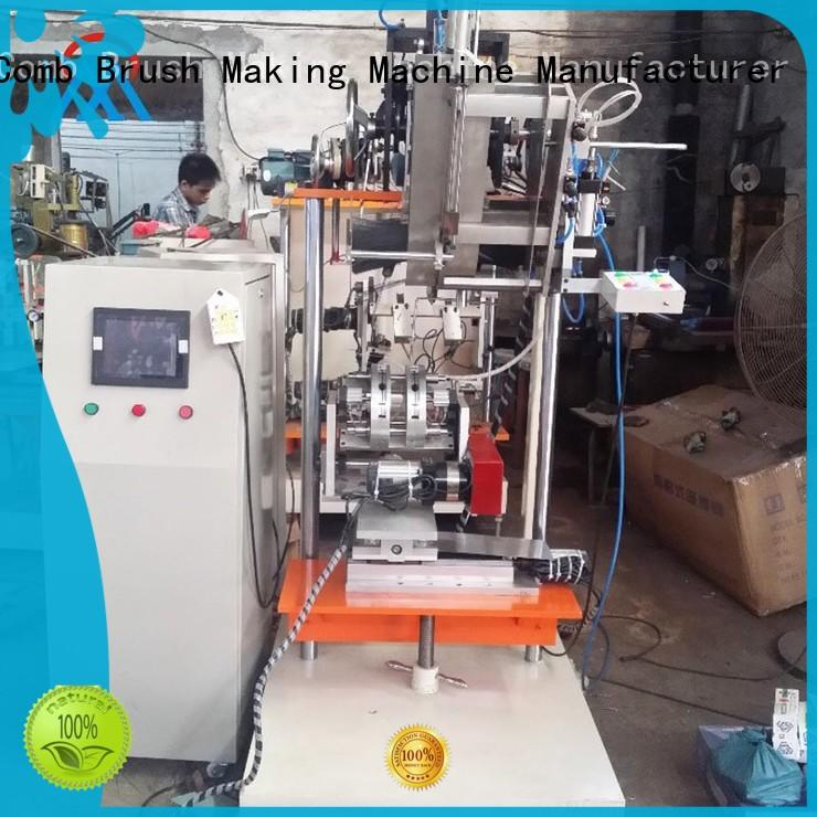 automatic tufting 3 Axis Brush Making Machine dust Meixin Brand