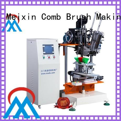 mx310 brush cloth 2 Axis Brush Making Machine Meixin Brand