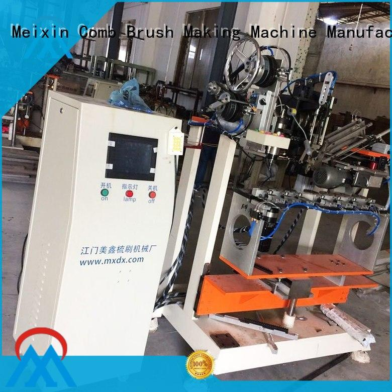 CNC High Speed 2 Axis Industry Strip Brush