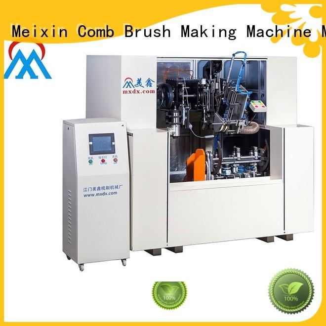 Meixin 5 Axis Brush Making Machine oem polish brush making