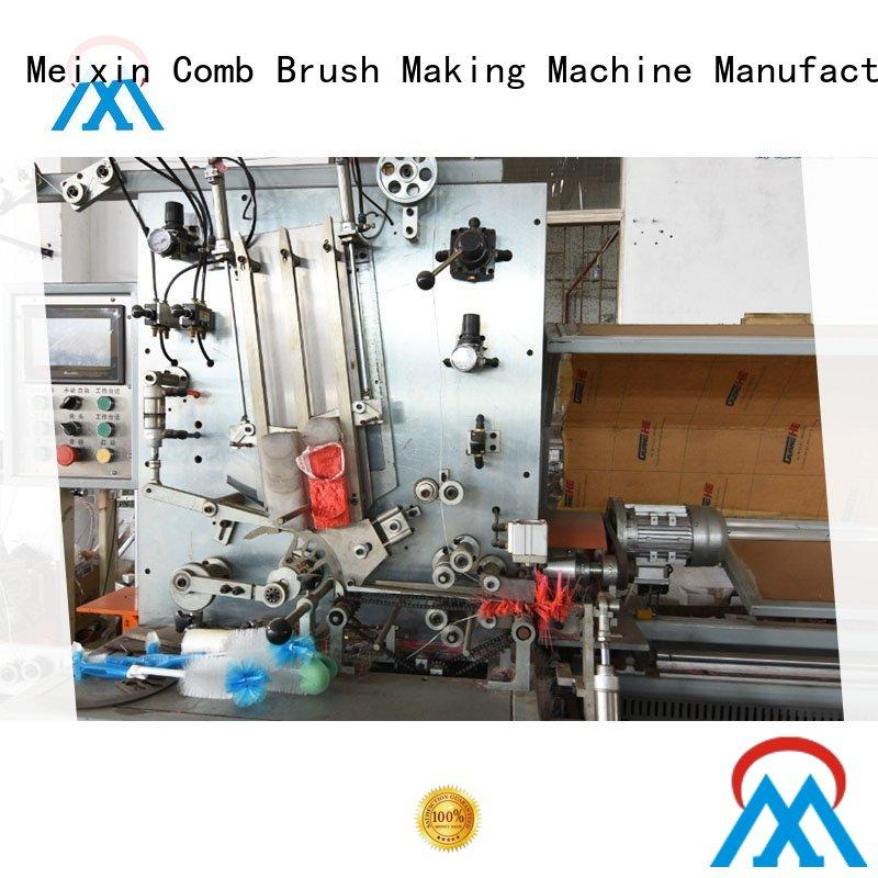 Meixin Brush Filling Machine twisted for no dust broom