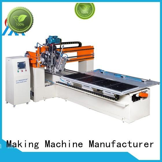 Meixin top quality brush making machine price from China for commercial