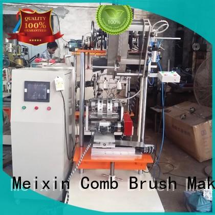 broom ceiling brush making machine mx401 TWISTED WIRE BRUSH Meixin