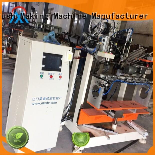 Meixin Brand cloth axis machine custom 2 aixs cloth brush machine