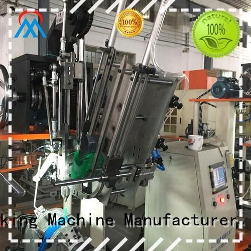 Twisted 3 axis milling machine high efficiency for Bottle brush