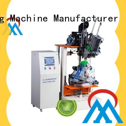 Meixin Twisted 3 axis cnc milling machine high efficiency for Bottle brush