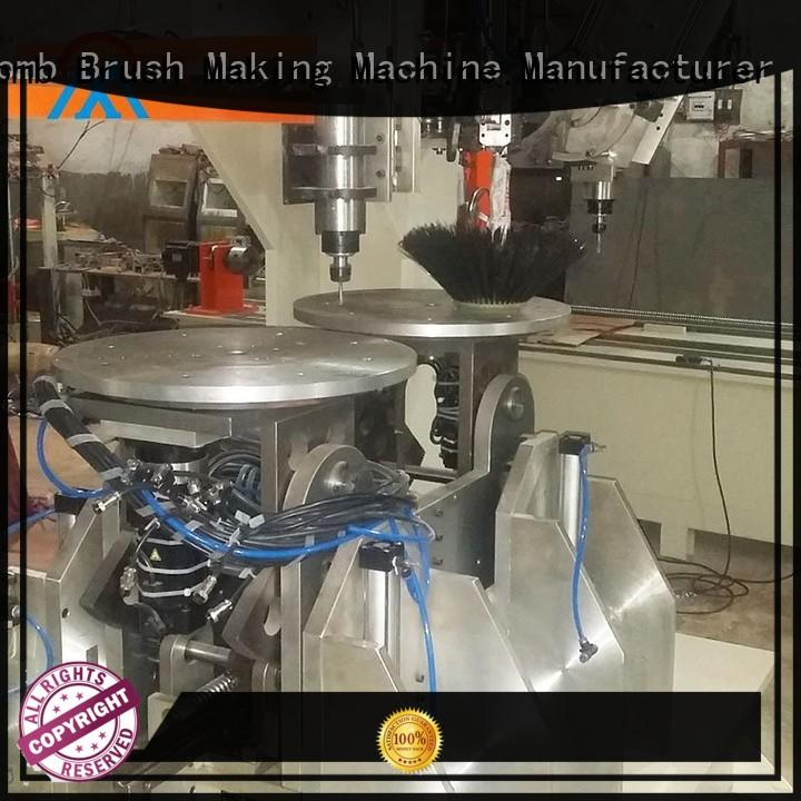 5 Axis CNC High Speed Disc Drilling And Tufting Machine MX501