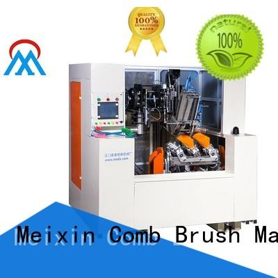 Meixin 5 Axis Brush Making Machine bulk production for commercial