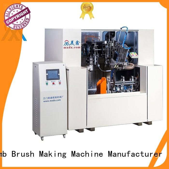 5 Axis 2 Drilling and 1 Tufting Toilet Brush Making Machine MX307