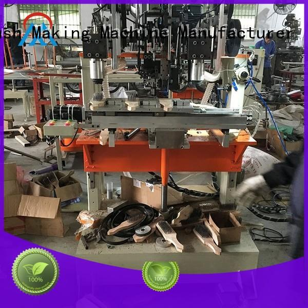 Meixin 4 axis milling machine supplier toilet bush making