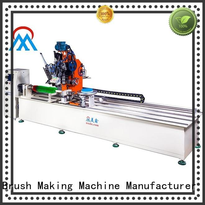broom axis machine Meixin Brand toothbrush machine supplier
