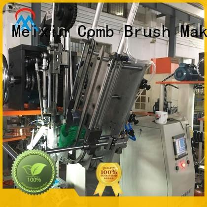 Meixin Twisted 3 axis cnc mill manufacture TWISTED WIRE BRUSH