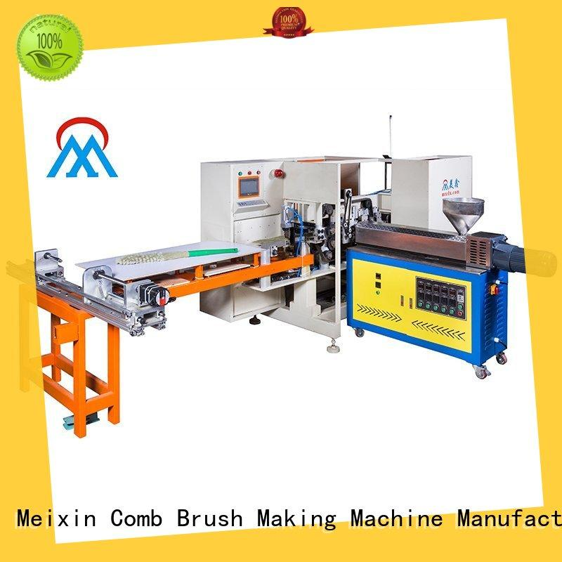 Meixin broom making machine personalized for factory